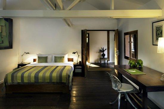 Maison Polanka: the green suite