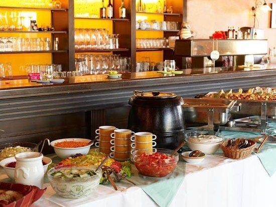 Trixi Ferienpark Zittauer Gebirge: Restaurant Trixis Inn