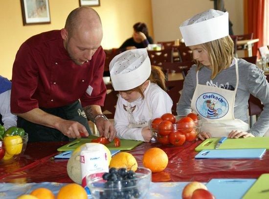 Trixi Ferienpark Zittauer Gebirge: Kinderkochschule