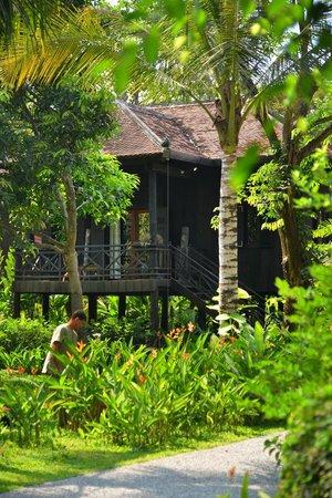 Maison Polanka: The Khmer House
