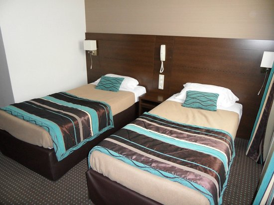 Helgon Hotel: Chambre standard