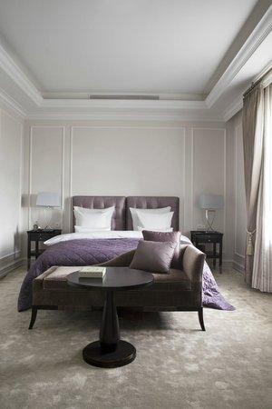 Hotel D'Angleterre: Deluxe bedroom
