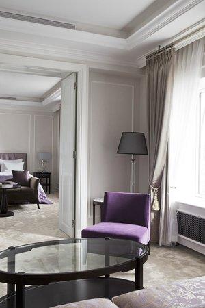 Hotel D'Angleterre: Deluxe one bedroom suite