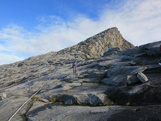 Mount Kinabalu  Lows Peak