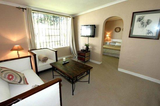 Honeybear Guest Lodge : Business Room TV Lounge