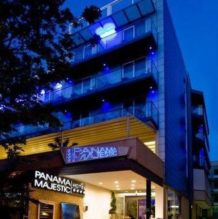 Hotel Panama Majestic: Facciata hotel