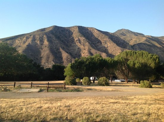 Rancho Oso RV & Camping Resort: View of the mountains