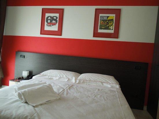 Hotel Maranello Village: camera