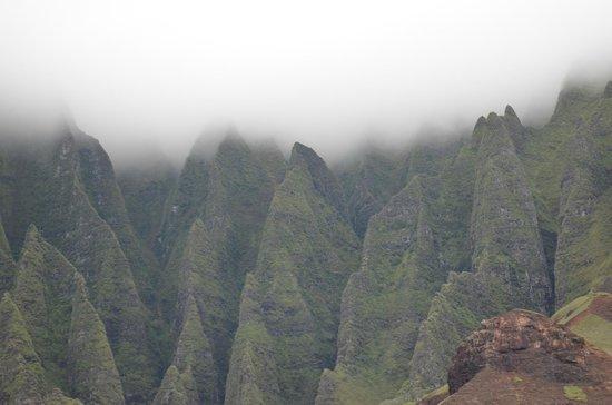 Grand Hyatt Kauai Resort & Spa: Na Pali Coast