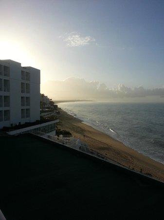 Holiday Inn Algarve - Armacao de Pera: Morning balcony view