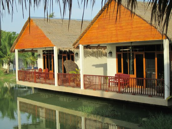 Jaidee Resort: Chalet Lake