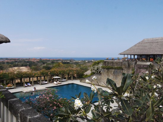 Aman Villas at Nusa Dua: 圧巻のプール
