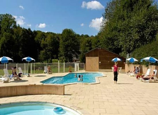VVF Villages Lac d'Eguzon : VVF Villages Eguzon : piscine