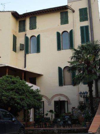 Hotel Arno Bellariva: esterno