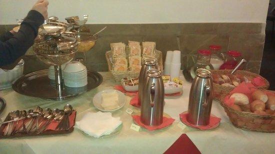 Hotel Arno Bellariva: colazione
