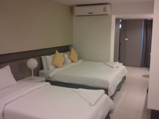 Myhotel Cmyk@Ratchada: Room
