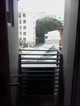 Myhotel Cmyk@Ratchada: Balcony