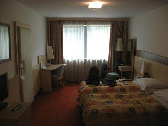 the room, Hotel Olympik Artemis (3)