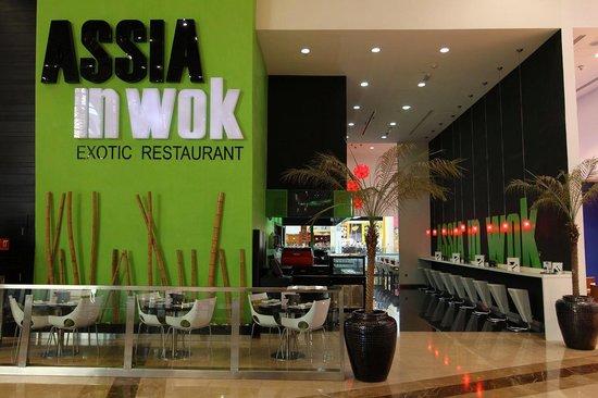Assia in Wok
