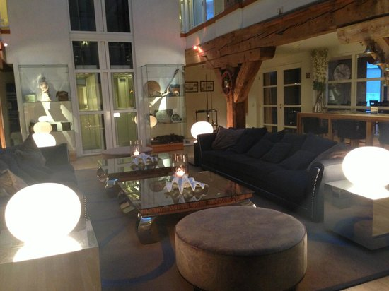 Clarion Collection Hotel Bryggen: Лобби