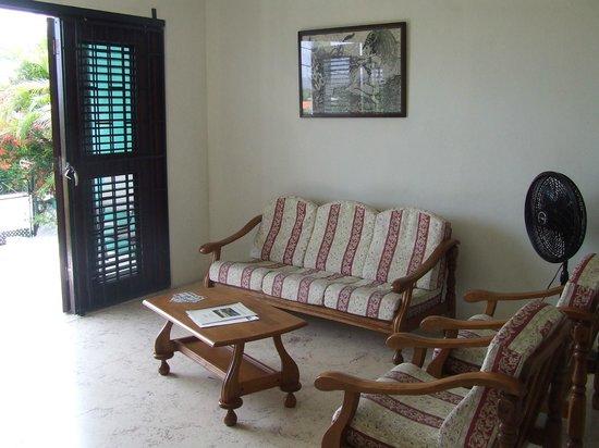 Iguana Villa & Appartementen: kamer