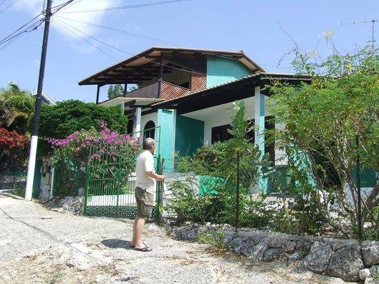 Iguana Villa & Appartementen: Voor aanzicht van de appartementen