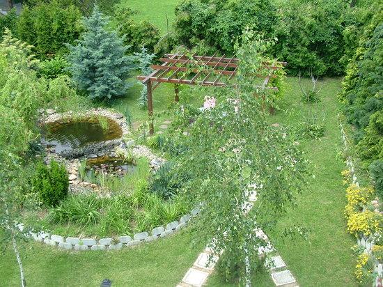 Hotel Pension Helios : Garden