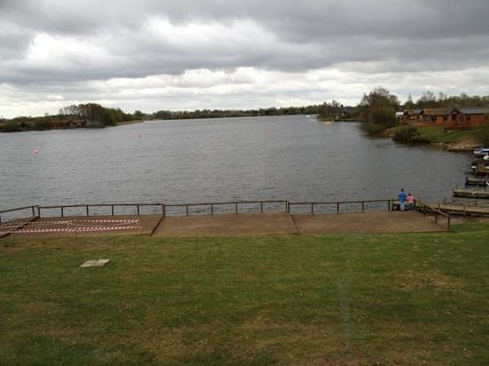 Tattershall Lakes Country Park: stunning views