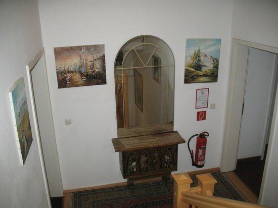 Goethe Hotel : Поднимаясь по этажам