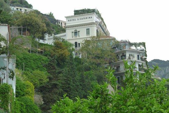 Santa Caterina Hotel: L'Hôtel