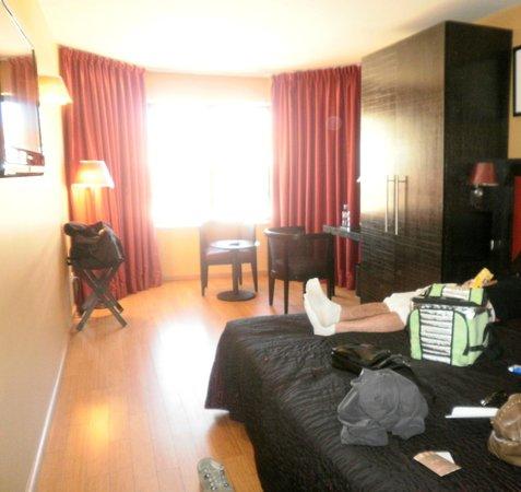 Eden Hotel & Spa: Chambre privilège