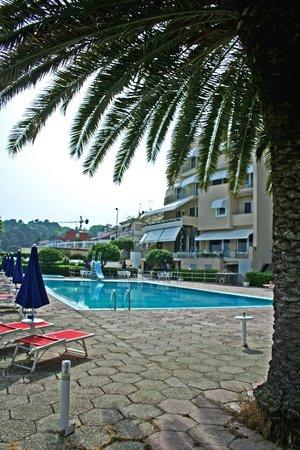 Hotel Scogliera: L'hotel dalle palme trentennali