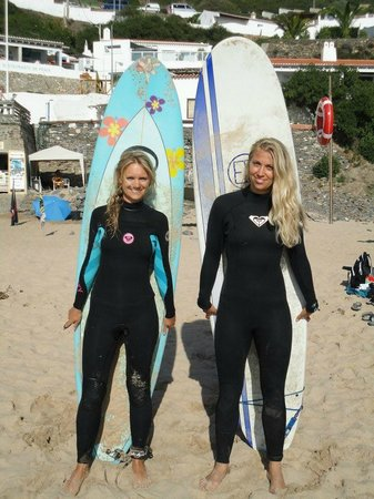 Jah Shaka Surf and Kite Lodge: surfing