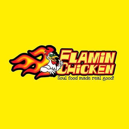 Flamin' Chicken Logo