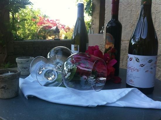creta wines@kapsaliana village hotel