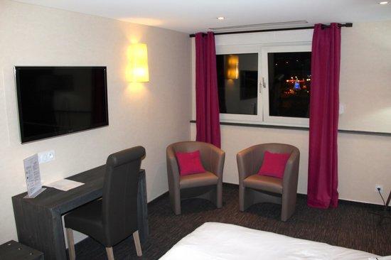 "Hotel La Jamagne : Chambre ""loft"""