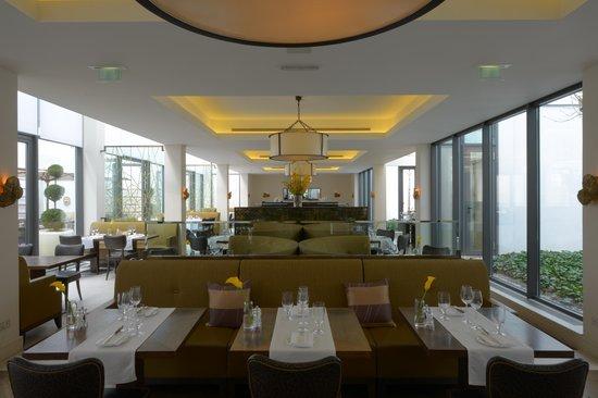Augustine Restaurant : Elegantes lunch setting
