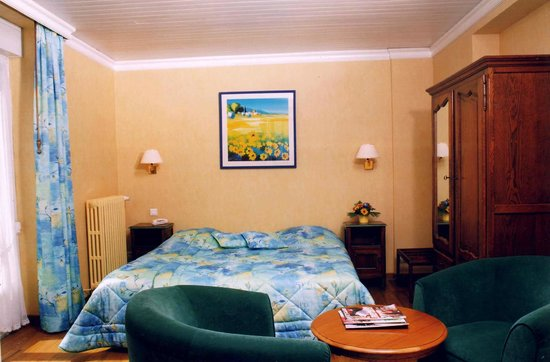 """Hotel La Jamagne : Chambre """"supérieure"""""""