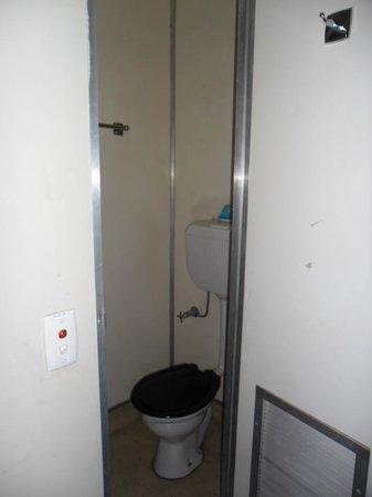 Hotel Spencer : toilet