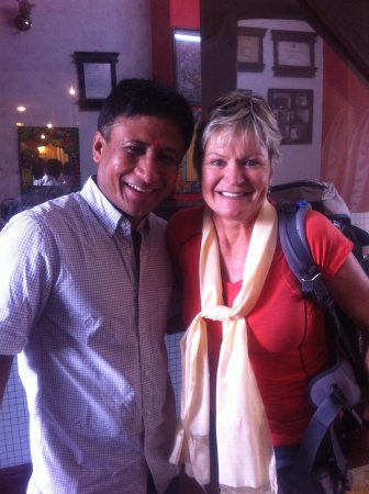 แอมบาสเดอร์ การืเด้น โฮม: Prakash Lamichhane - Owner