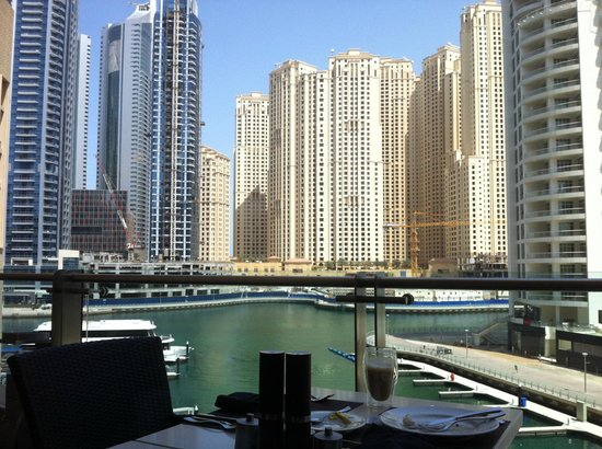 Address Dubai Marina: view