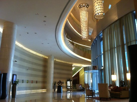 Address Dubai Marina: Reception