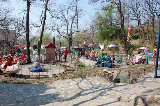 Jinjiangshan Park : Amusement Area