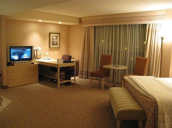 Hilton Toronto Airport Hotel & Suites: Desk