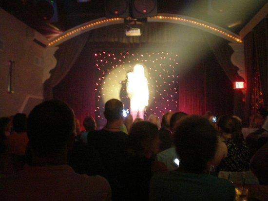 The Cabaret At La Te Da: Randy Roberts