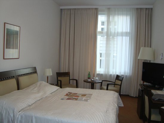 Clarion Hotel Prague Old Town: spaziosa e pulita