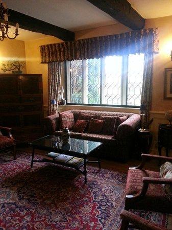 Wilton Court Hotel: The Lounge