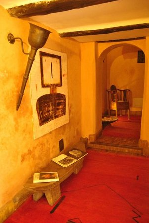 Riad Dar Bamileke: entrance hall riad