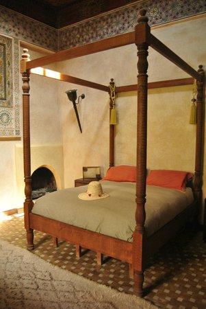 Riad Dar Bamileke: suite Bamileke