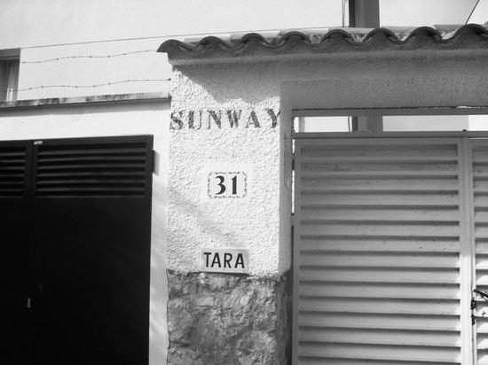 Sunway Tara Apartments: location.